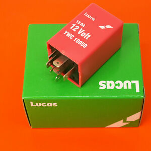 Lucas Dim Dip Control Relay Control Unit For Classic Mini - YWC10050 SCB314 7C5