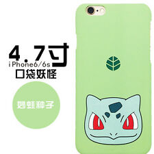 Pokemon GO Case Silicone Phone Case Cover For Apple iPhone 6 iPhone 6/6S Plus TY