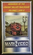 Mark I Video - Memories of the LEHIGH VALLEY - Volumes 1 and 2 - DVD