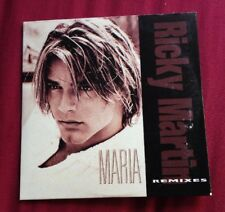 RICKY MARTIN - MARIA REMIXES - CD SINGLE