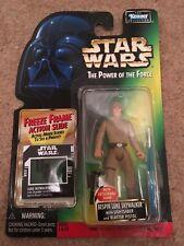 Star Wars Potf congelar fotograma: Bespin Luke Skywalker 1997
