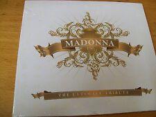 MADONNA THE ULTIMATE TRIBUTE  CD SIGILLATO A FLOCK OF SEAGULLS   DEAD DOR ALIVE