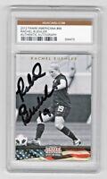 2012 Panini Americana Rachel Buehler USA Olympic Gold Medal Soccer HGA Autograph
