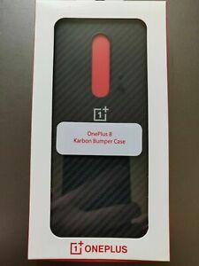 Genuine OnePlus 8 Karbon Bumper Case New + Sealed for Oneplus 8 Genuine New