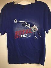 Odell Beckham Jr shirt Nike Tee jersey Small blue shirt sleeve NY Giants