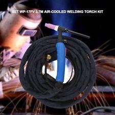 WP-17FV 1 Set TIG Welding Torch Head body Flexible & Gas Valve 220A Air-Cooled