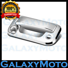08-16 FORD SUPER DUTY F250+F350+F450 Chrome Tailgate w. Camera Hole Handle Cover
