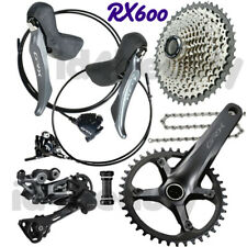Shimano GRX RX810 Mechanical Groupset RX600 40T Crank 1x11speed New