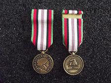 ^ (a20-097) US Orden Afghanistan Campaign medal Miniature Orden
