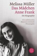 Das Mädchen Anne Frank - Melissa Müller - 9783596189021