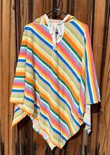 Vintage Cloth Cover Up Swim Beach Dress One Size.