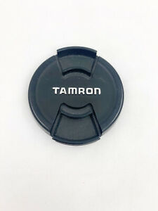 Tamron Genuine 58mm Pinch Snap-on Front Camera Lens Cap- used