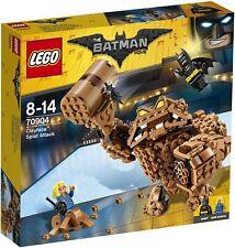 Brand New Lego Super Heroes The Lego Batman Movie 70904 Clayface Splat Attack