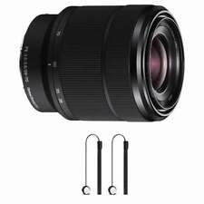 Sony 28-70mm f/3.5-5.6 FE OSS SEL Lens E-Mount with Lens Cap Holders