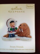 Hallmark Keepsake Ornament Frosty Friends Series 2011