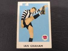 1965 SCANLENS CARD NO.6 IAN GRAHAM #5