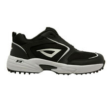 New Men's 3N2 Mofo Turf Trainer Fast Pitch Softball Cleat Black/White Sz 10.5 M