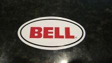BELL HELMETS ORIGINAL RACING STICKER DECAL