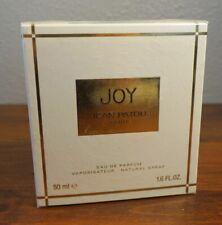 Joy Jean Patou Paris Eau de Parfum 50ml Perfume Spray Sealed New In Box. NCCB