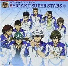 V.A.-THE PRINCE OF TENNIS II SEIGAKU SUPER STARS-JAPAN CD H02