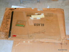NOS MoPar 1964-1966 Plymouth Barracuda Left  DOOR GLASS W/HARDWARE 2570549 4463T