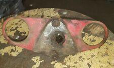 Farmall H Early Sh Tractor Gauge Holder Amp Steer Shaft Mount Bracket Oem Ihc Part