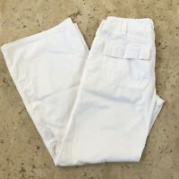 Vince Womens Chino Wide Leg Pants Size 4 EUC $298