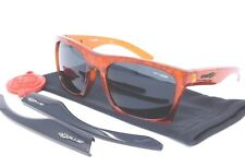 eb8ce1db1fc Arnette DIBS Sunglasses AN4169-09 2157 87 Orange with Black alt Temple Grey