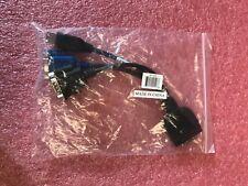 *NEW* Supermicro CBL-0218L 11.5CM KVM / SUVI 36 PIN TO 9 PIN/ 15 PIN 2 USB Cable