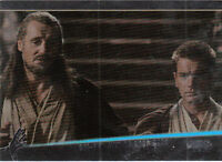 2013 STAR WARS GALACTIC FILES SERIES 2 TOPPS CARD WEAK MINDED WM-5