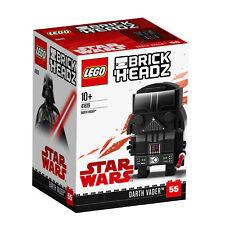 41619 LEGO Brickheadz Darth Vader Star Wars 104 Pieces Age 10+ New Release 2018!