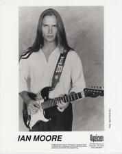 Ian Moore- Music Memorabilia Photo