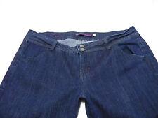 Vigoss Jeans Size S Sz 20 Boot Cut Womens Stretch Classic Rise Bootcut Dark Wash