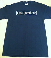 Outerstar 2001 Promo Only T shirt Never Worn For Outer Star Cd Mint Limited 1p