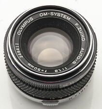 Olympus OM-System F.Zuiko Zuiko Auto-S Auto S 50mm 50 mm 1:1.8 1.8 Objektiv