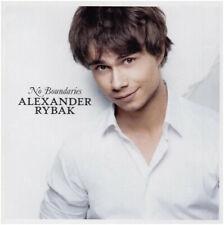 Alexander Rybak – No Boundaries CD