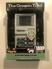 The Oregon Trail Classic Computer Handheld Game Brand New In Box Ships Fast