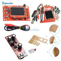 "Digital DSO138 2.4"" TFT Oscilloscope Acrylic Case DIY Kit SMD Soldered R2C0"