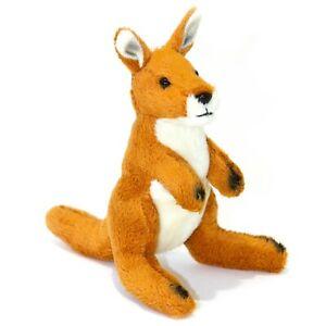 🦘 NEW Bocchetta Plush Toys Cute Mini Kangaroo FREE EXPRESS SHIPPING AUS POST