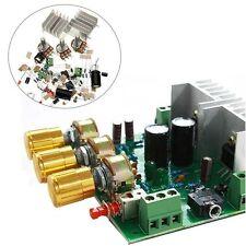 DIY Amplifier Electronic Kit 2 Channel 2.0 15W Hifi Stereo AMP Audio Music Board