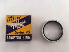 ALL PURPOSE TIFFEN SERIES #5 ADAPTER RING-STOCK NO.537-B&H SUPER COMAT 1.5 F.1.9