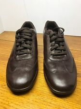 Men's Rockport Adiprene By Adidas Brown Sneakers Shoes Size 10M