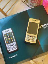 Cellulare Nokia E 65 E65 Nuovo