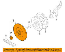 SUBARU OEM 99-10 Forester-Clutch Flywheel 12342AA061