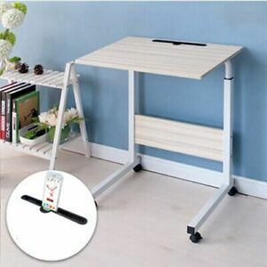 Adjustable Portable Computer Table Rotate Laptop Can be Lifted Standing Desk