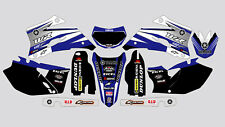 YAMAHA WR 250 F 2007-2014 WR 450 F 2007-2011 DECAL STICKER GRAPHIC KIT