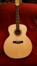 Hagstrom J25 Fm Super Jumbo Acoustic Guitar. Great find one of a kind