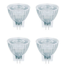 OSRAM LED STAR MR11 20 36° GU4 GLAS 2,5W=20W 184 lm warm white 2700 K nondim 4er
