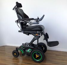 """Permobil F3 power wheelchair - LOADED, with 12"""" seat elevate lift function"""