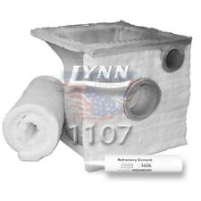 Lynn 1107 Replacement Combustion Chamber Kit For Burnham RS